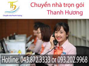 Chuyển văn phòng giá rẻ tại phố Khương Hạ