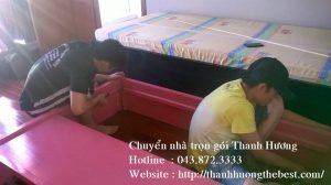 Chuyển Văn Phòng Tại Phố Vương Thừa Vũ