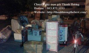 Chuyển Nhà Chất Lượng Cao Tại phố Bùi Ngọc Dương