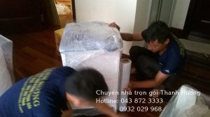 Chuyển nhà uy tín tại phố Nguyễn Ngọc Nại