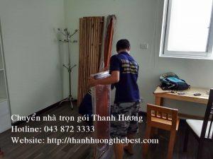 Chuyển nhà uy tín tại phố Lương Thế Vinh
