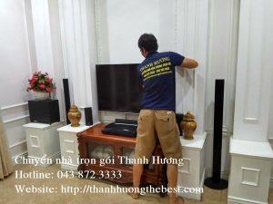 Chuyển văn phòng tại phố Hoàng Minh Giám