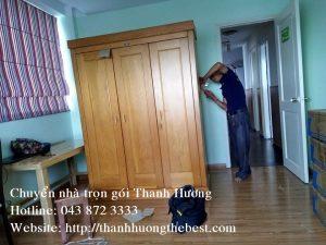Chuyển văn phòng giá rẻ tại phố Hạ Đình