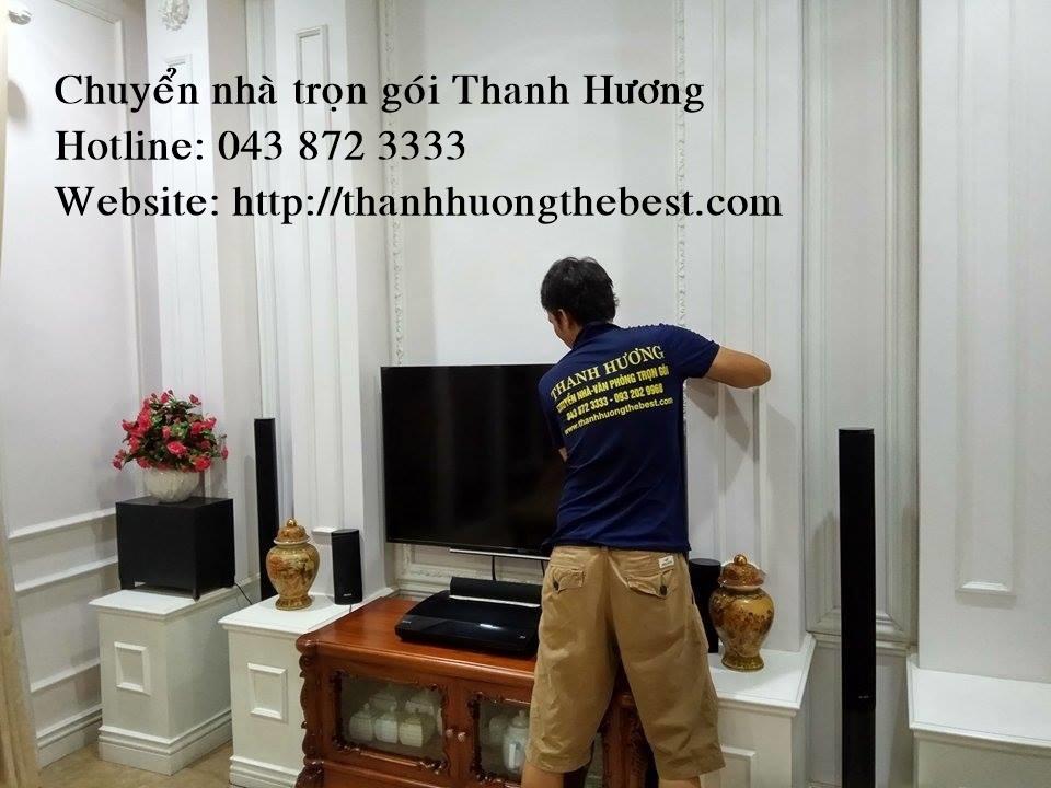 Chuyển nhà trọn gói Thanh Hương