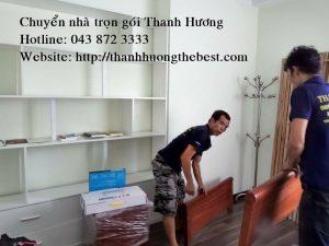 Chuyển nhà tại phố Hạ Đình