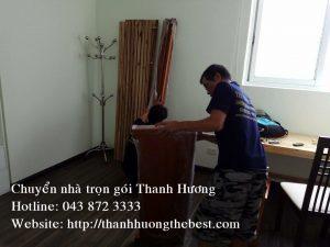 Chuyển văn phòng giá rẻ tại phố Giáp Nhất