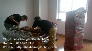 Chuyển nhà uy tín tại phố Lê Văn Thiêm