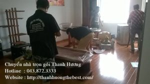 Chuyển nhà uy tín tại phố Lê Trọng Tấn
