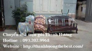 Chuyển nhà chất lượng cao tại phố Hoàng Văn Thái