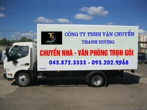 Chuyển văn phòng giá rẻ tại phố Định Công