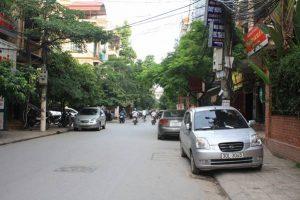 Chuyển nhà tại phố Cự Lộc
