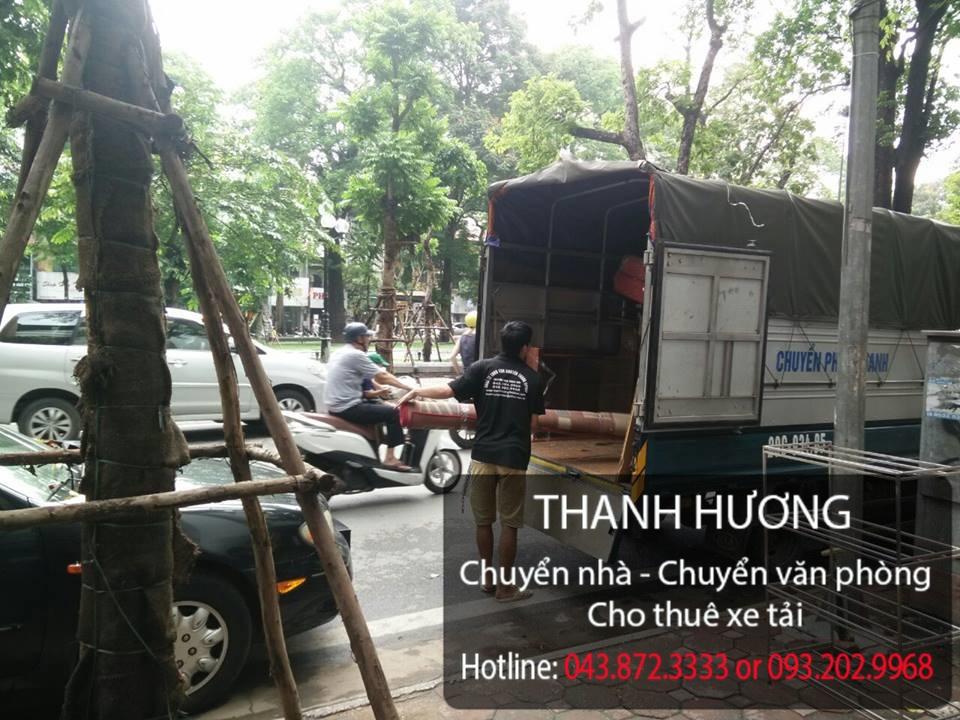 Dịch vụ chuyển văn phòng Hà Nội tại phố Vũ Đức Thận-096363.5767
