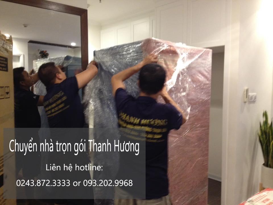 Dịch vụ chuyển văn phòng trọn gói tại phố Lệ Mật-093.202.9968
