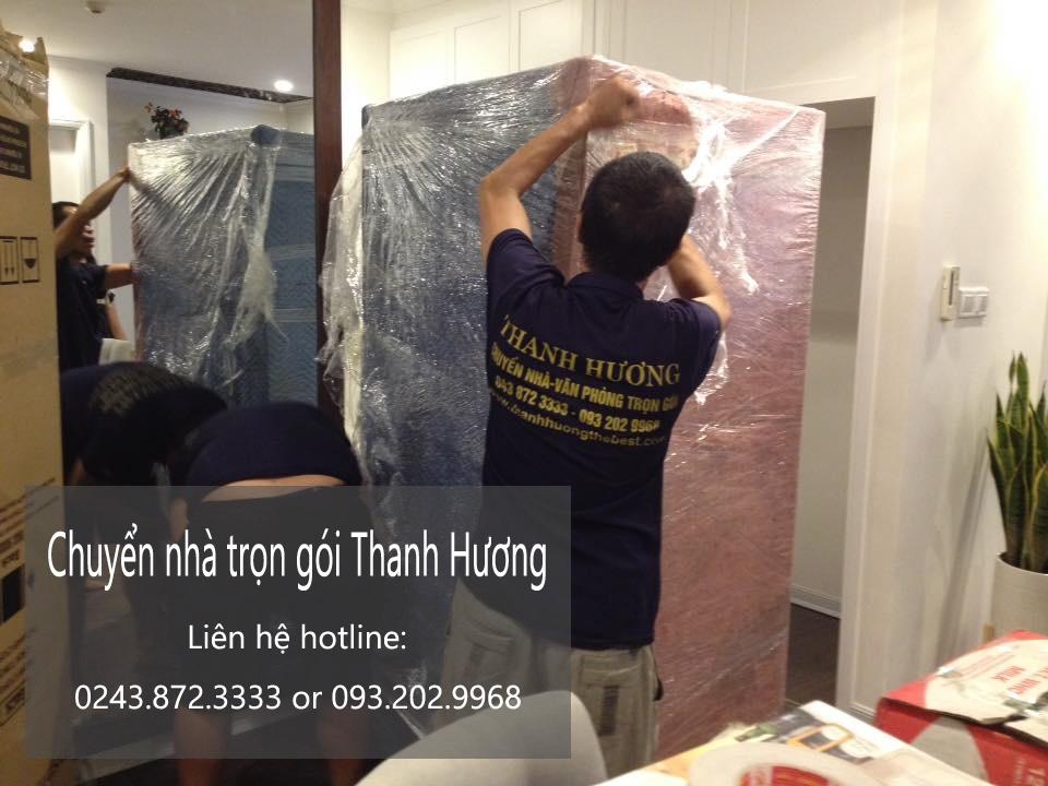 Dịch vụ chuyển văn phòng Hà Nội tại phố Huỳnh Văn Nghệ-093.202.9968
