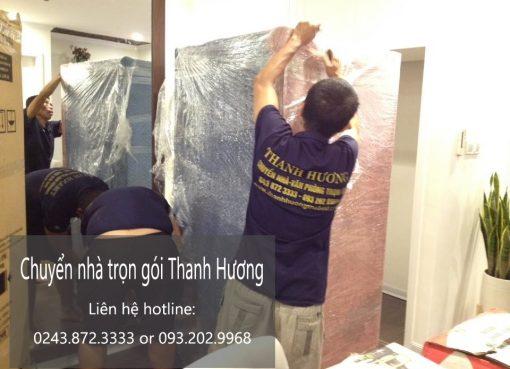 Dịch vụ chuyển văn phòng Hà Nội tại phố Chu Huy Mân-0243.872.3333
