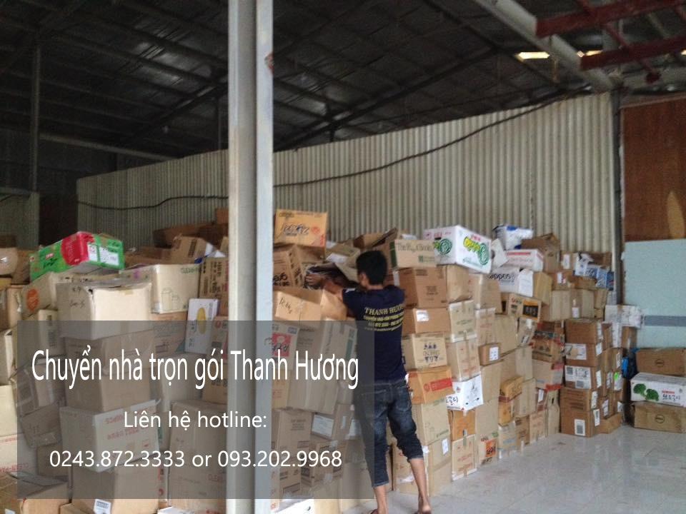 Dịch vụ chuyển văn phòng Hà Nội tại phố Yên Duyên