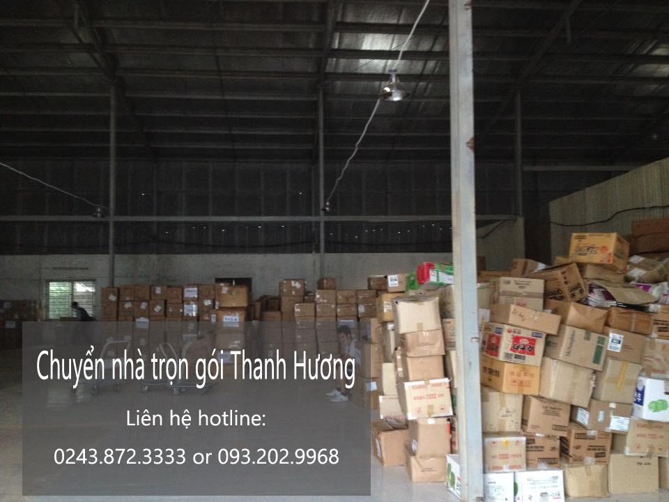 Dịch vụ chuyển văn phòng giá rẻ tại phố Đặng Vũ Hỷ