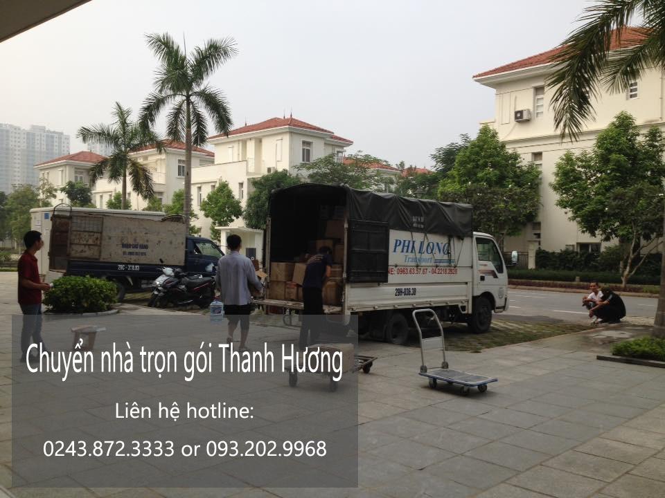 Dịch vụ chuyển văn phòng trọn gói tại phố Hoàng Như Tiếp