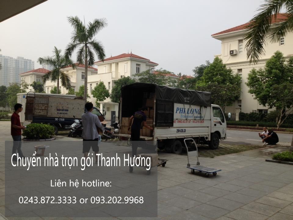 Dịch vụ chuyển văn phòng trọn gói tại phố Núi Trúc