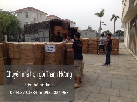 Dịch vụ chuyển văn phòng Hà Nội tại phố Gia Quất
