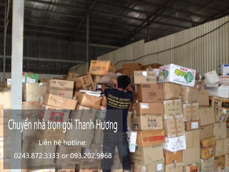 Dịch vụ chuyển văn phòng trọn gói tại phố Nam Dư