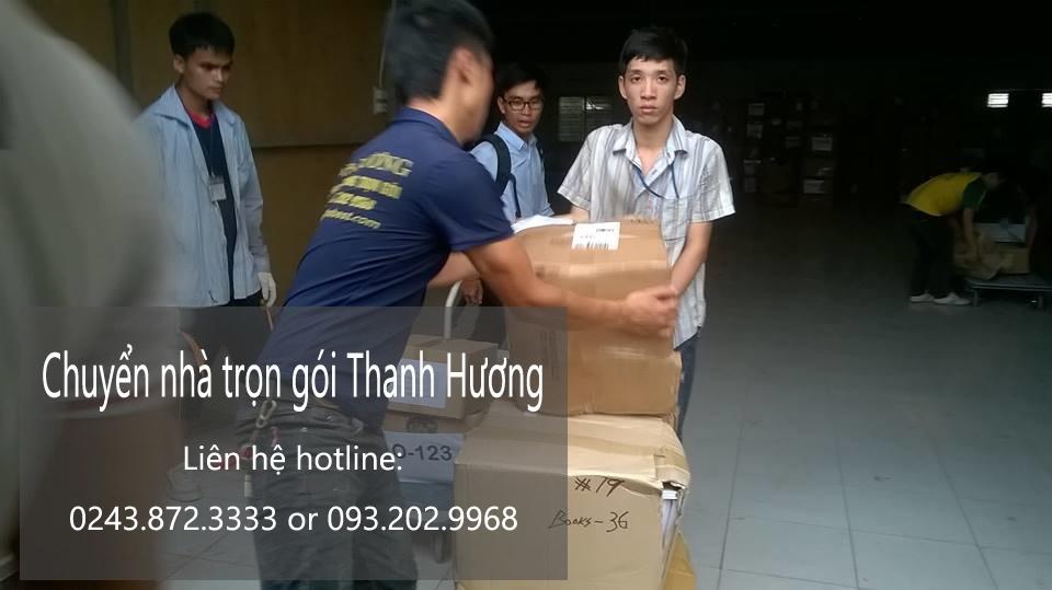 Chuyển văn phòng Hà Nội tại phố Ỷ Lan