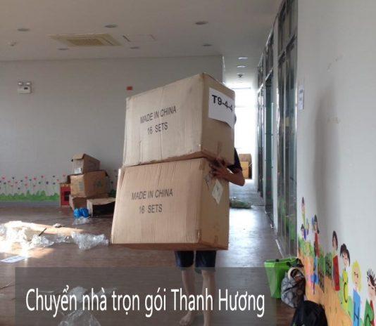 Dịch vụ chuyển văn phòng Hà Nội tại phố Đức Giang-093.202.9968