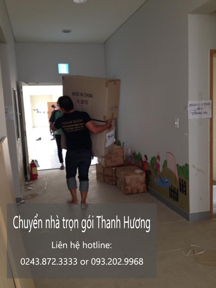 Dịch vụ chuyển văn phòng trọn gói tại phố Vũ Xuân Thiều
