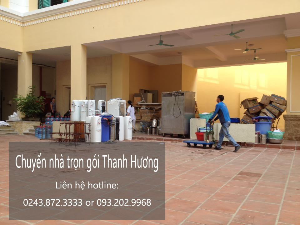 Chuyển văn phòng quận Từ Liêm