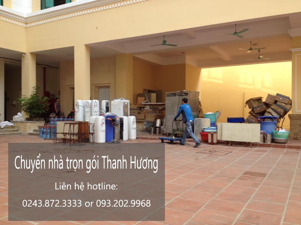 Chuyển văn phòng quận Hoàn Kiếm