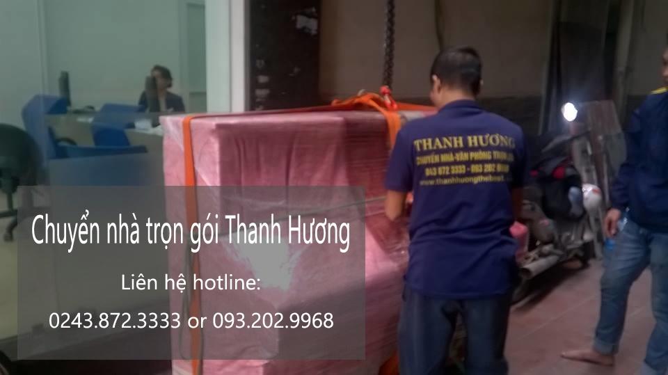 Chuyển văn phòng trọn gói tại quận Ba Đình