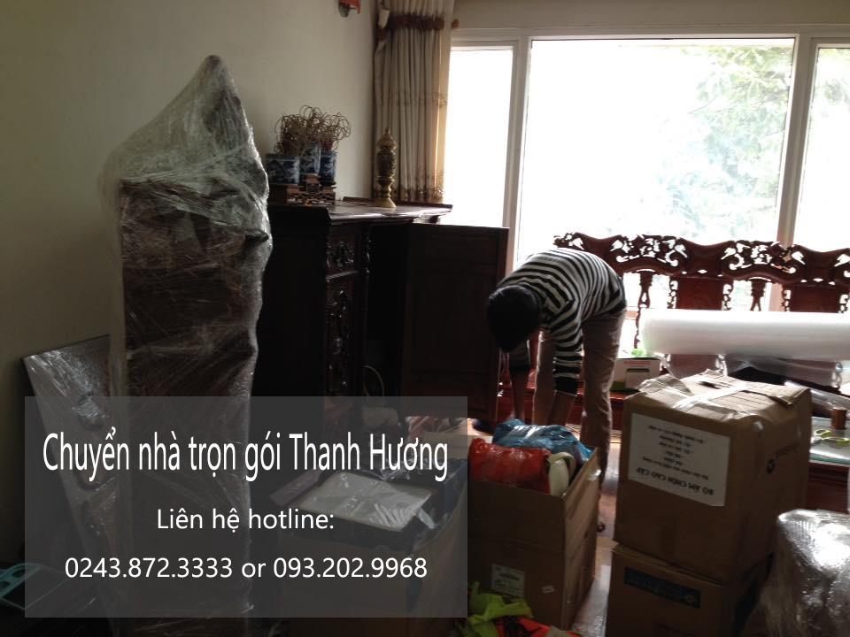 Chuyển văn phòng quận Hoàng Mai