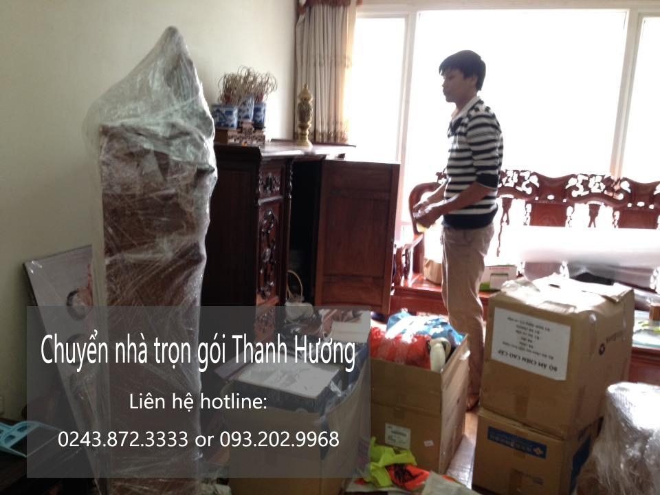 Dịch vụ chuyển văn phòng tại phố Linh Lang