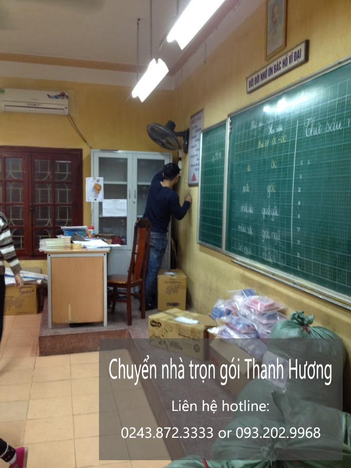 Dịch vụ chuyển văn phòng trọn gói tại phố Huỳnh Tấn Phát