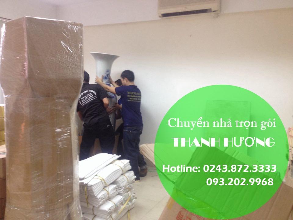 Dịch vụ chuyển văn phòng tại phố Điện Biên Phủ