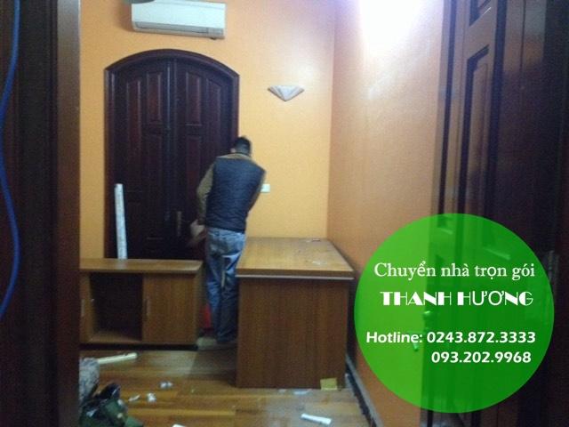 dịch vụ chuyển văn phòng tại phố Nguyễn Khắc Nhu