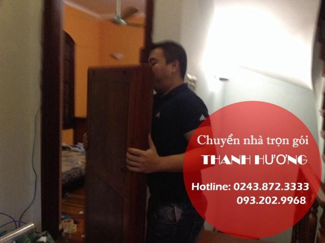 Chuyển văn phòng Hà Nội tại phố Đào Duy Anh