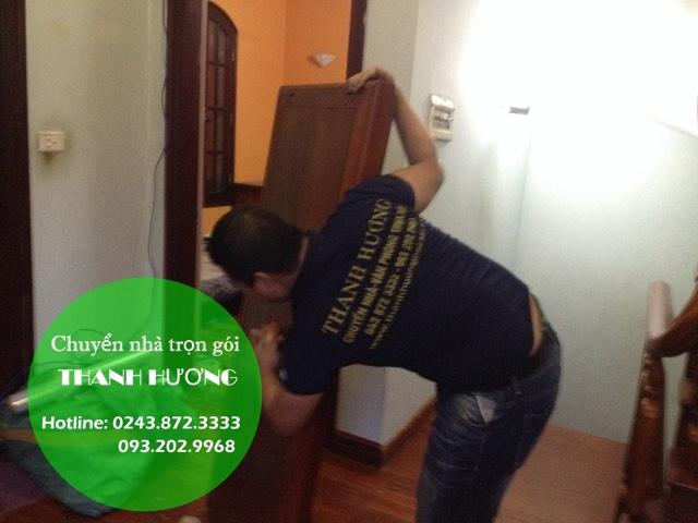 Dịch vụ chuyển văn phòng tại phố Nguyễn Công Hoan