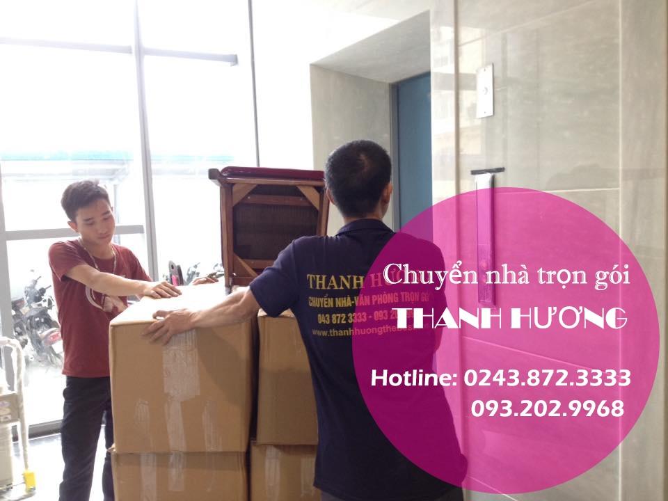 Chuyển văn phòng Hà Nội tại phố Trịnh Hoài Đức