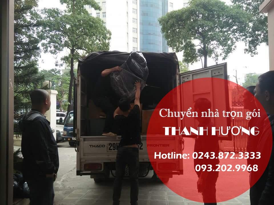 Dịch vụ chuyển văn phòng hà nội tại phố Nguyễn Phong Sắc