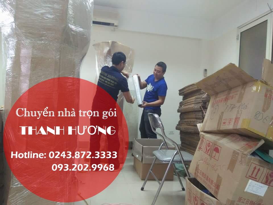 Chuyển văn phòng Hà Nội tại phố Kim Giang