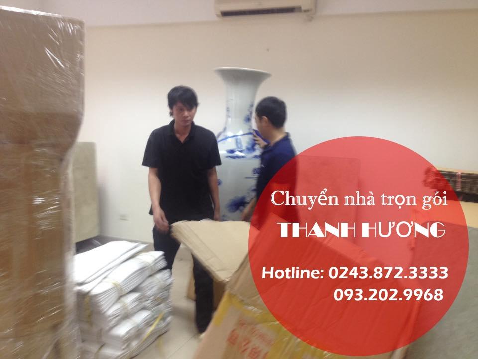 Chuyển văn phòng Hà Nội tại phố Nguyễn Hữu Thọ