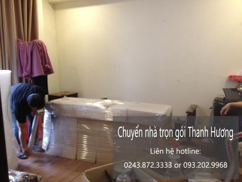 Chuyển văn phòng Hà Nội tại phố Lê Phụng Hiểu