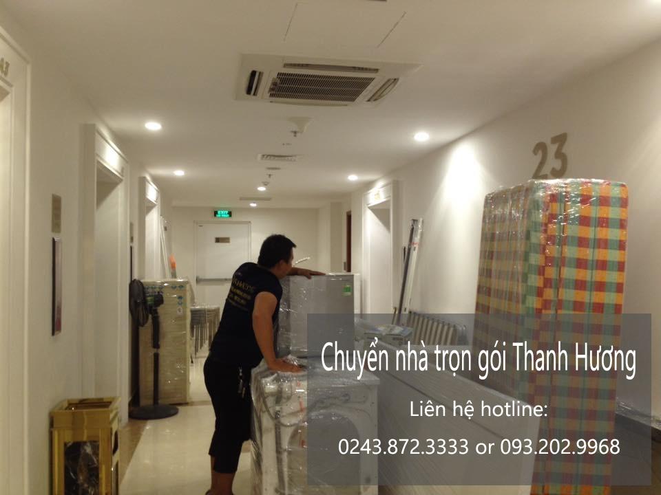 Chuyển văn phòng trọn gói tại phố Nguyễn Công Trứ