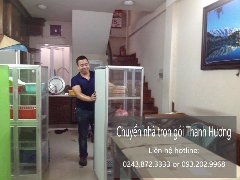 Chuyển văn phòng Hà Nội tại phố Triệu Việt Vương