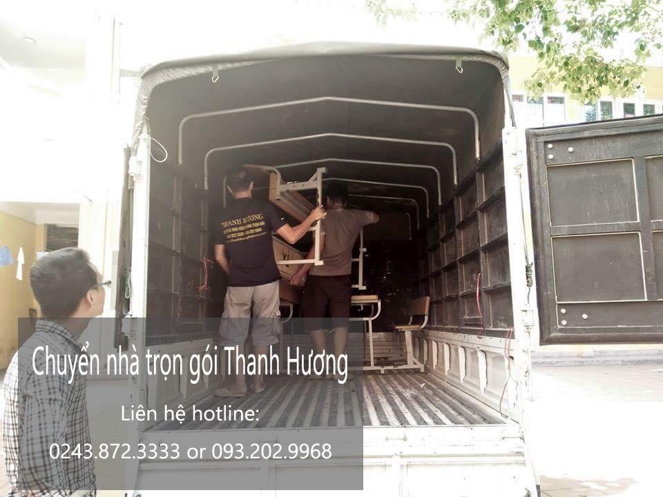 Chuyển văn phòng Hà Nội tại phố Hàng Dầu