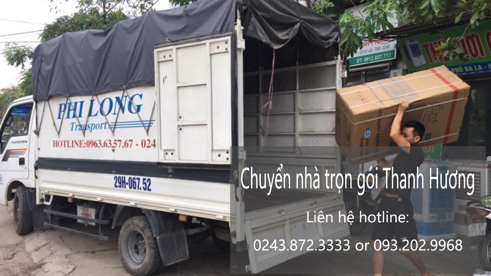 Chuyển văn phòng Hà Nội tại phố Bạch Thái Bưởi