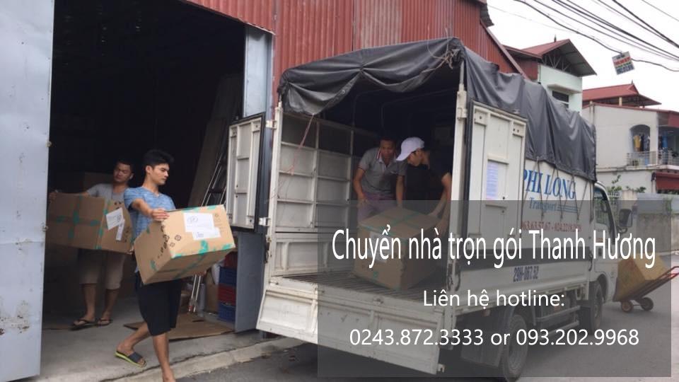 Chuyển văn phòng Hà Nội tại phố Ông Ích Khiêm