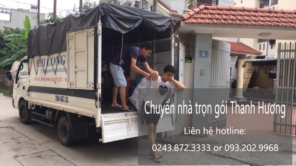 Chuyển văn phòng Hà Nội tại phố Phú Lãm