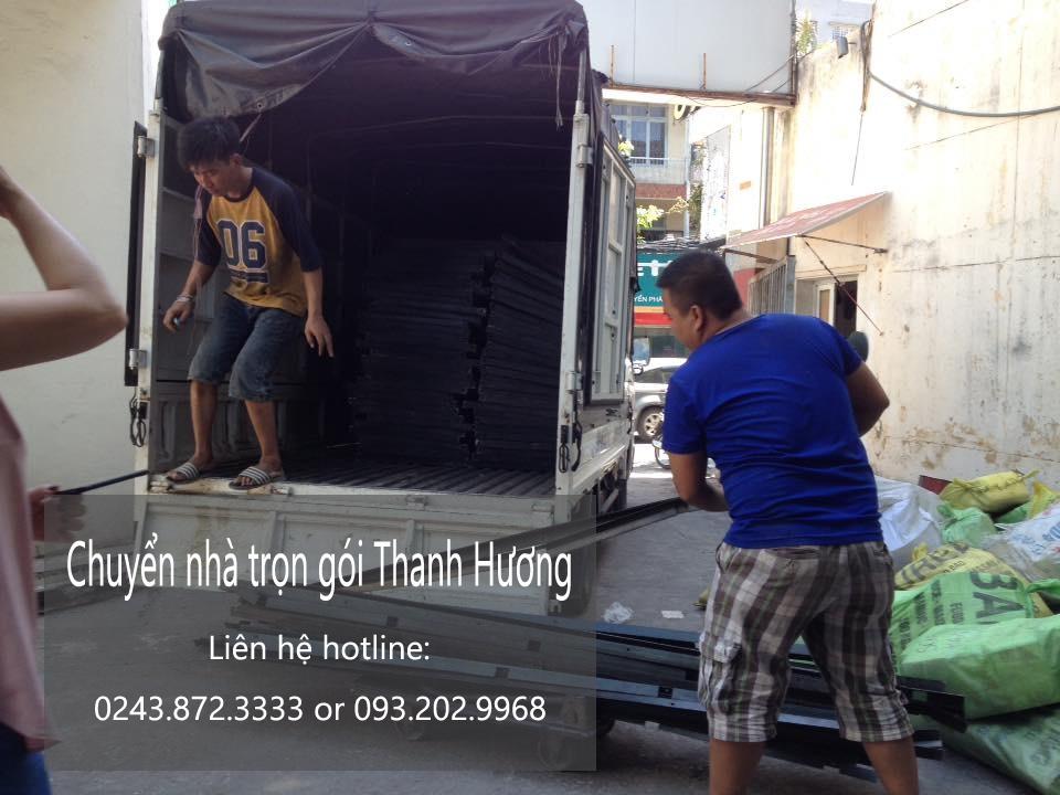 Chuyển văn phòng Hà Nội tại phố Hàng Bè